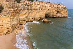 Praia DA Marinha Stock Fotografie