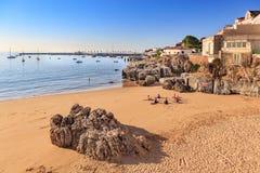 Praia DA Rainha Imágenes de archivo libres de regalías