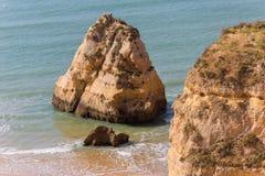 Praia da Rocha Fotografia Stock
