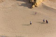 Praia DA Rocha royalty-vrije stock fotografie