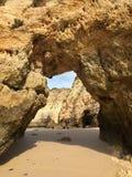 Praia DA Rocha Stock Foto's
