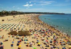 Praia da Rocha Stock Images