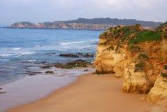 Praia da Rocha, Algarve Stock Image