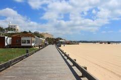 Praia DA Rocha, Algarve, Portugal foto de archivo