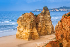 Praia da Rocha, Algarve, Portugal Stock Photo