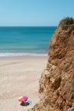 Praia da Rocha Royalty Free Stock Image