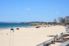 Praia da Rocha beach, Portimao, Portugal Stock Photography