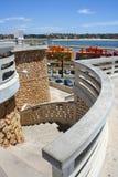 Praia da Rocha beach, Portimao, Portugal Royalty Free Stock Images