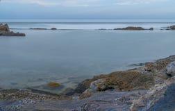 Praia da rocha de Chakas Imagens de Stock