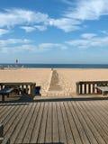 Praia DA Rocha in Portimao, Algarve Royalty-vrije Stock Afbeeldingen
