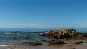 Praia da Rocha in Portimao, Algarve Royalty Free Stock Photos