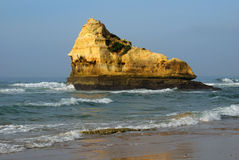 Praia da Rocha, Portugal Royalty Free Stock Photography