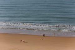 Praia da Rocha royaltyfria bilder