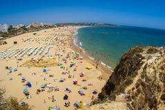 Praia da Rocha, South Portugal Stock Photography