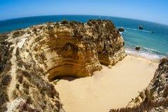 Praia da Rocha, South Portugal Royalty Free Stock Photos