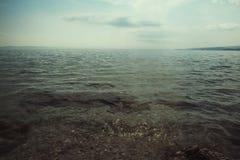 Praia Dalmácia, Croácia Imagem de Stock Royalty Free