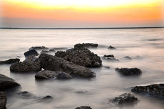 Praia Darwin de Mindii Fotografia de Stock