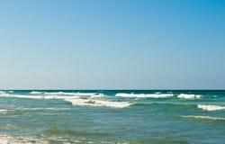 Praia das caraíbas Foto de Stock