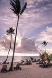 Praia das caraíbas Imagem de Stock Royalty Free