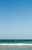 Praia das caraíbas Imagem de Stock