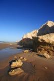 Praia das fontes Stock Photo