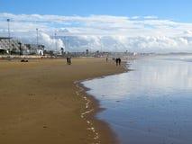 Praia de Agadir Fotografia de Stock