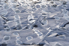 Praia de Amrum Fotografia de Stock Royalty Free