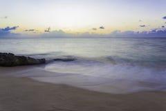 Praia de Anguila Foto de Stock Royalty Free