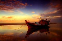 Praia de Anyir do ar Fotos de Stock Royalty Free