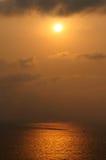 Praia de Arambol fotografia de stock