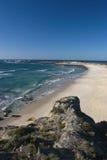 Praia de Arniston Imagens de Stock
