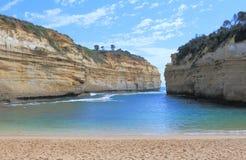 Praia de Austrália Fotografia de Stock Royalty Free