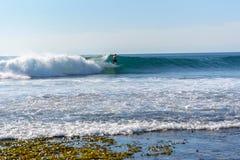 Praia de Balangan, Bali, Indonésia imagens de stock royalty free