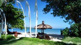 Praia de Bali Imagem de Stock