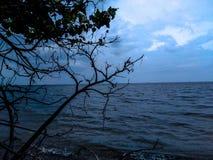 Praia de Bama imagem de stock