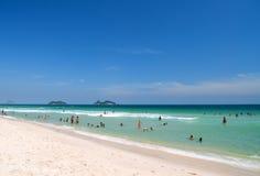 Praia de Barra Foto de Stock