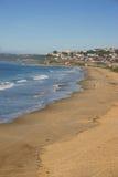 Praia de barra - Newcastle Austrália Fotos de Stock