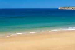 Praia de Beliche, Algarve, Portugal Stock Images