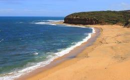 Praia de Bels, Austrália Fotografia de Stock