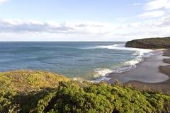 Praia de Bels, grande estrada do oceano, Austrália Fotografia de Stock Royalty Free