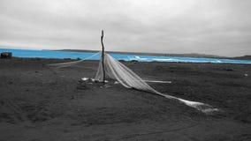 Praia de Bentiaba Imagem de Stock Royalty Free