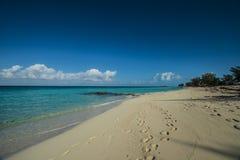 Praia de Bimini Foto de Stock