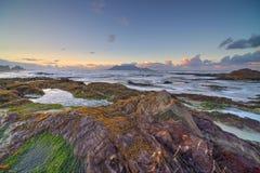 Praia de Blouberg Imagens de Stock Royalty Free
