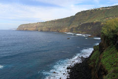 Praia de Bollullo Fotografia de Stock Royalty Free