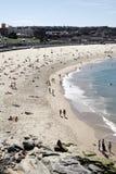 Praia de Bondi Fotos de Stock Royalty Free