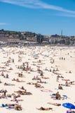 Praia de Bondi Fotos de Stock