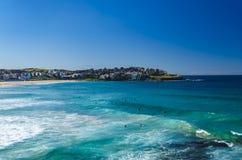 Praia de Bondi Fotografia de Stock Royalty Free