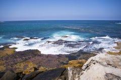 Praia de Bondi, Austrália Imagem de Stock Royalty Free