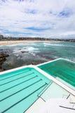 Praia de Bondi - Sydney Australia Fotos de Stock Royalty Free