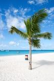 Praia de Bridgetown, Barbados - de Brownes - baía de Carlisle Imagens de Stock Royalty Free